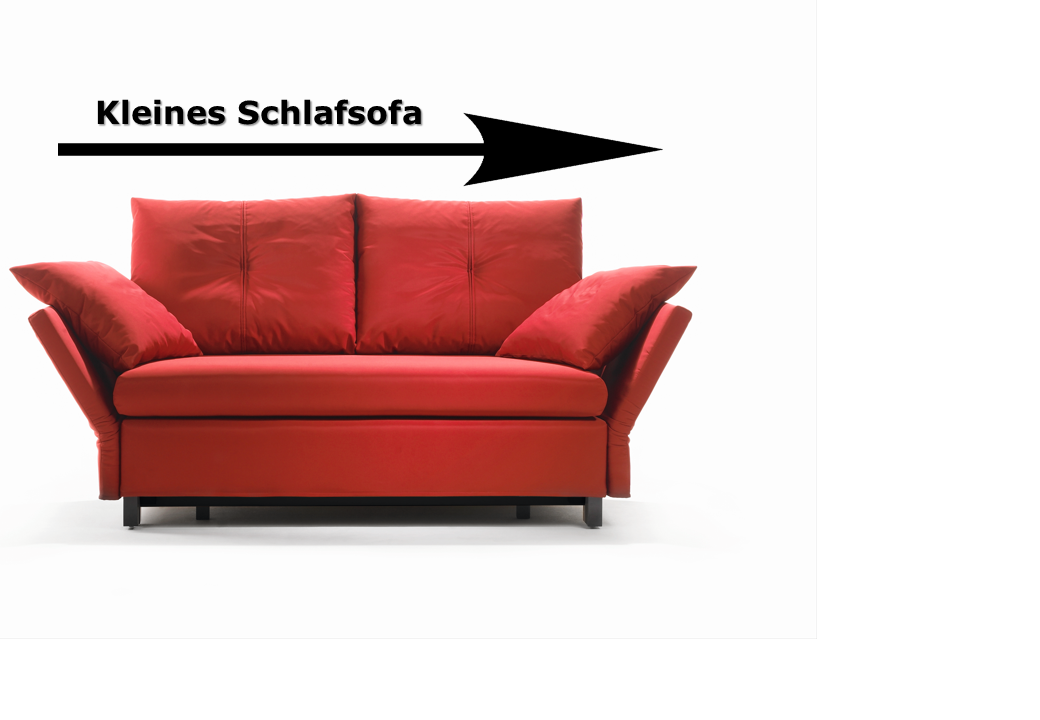 gro es mittelgro es oder kleines schlafsofa. Black Bedroom Furniture Sets. Home Design Ideas